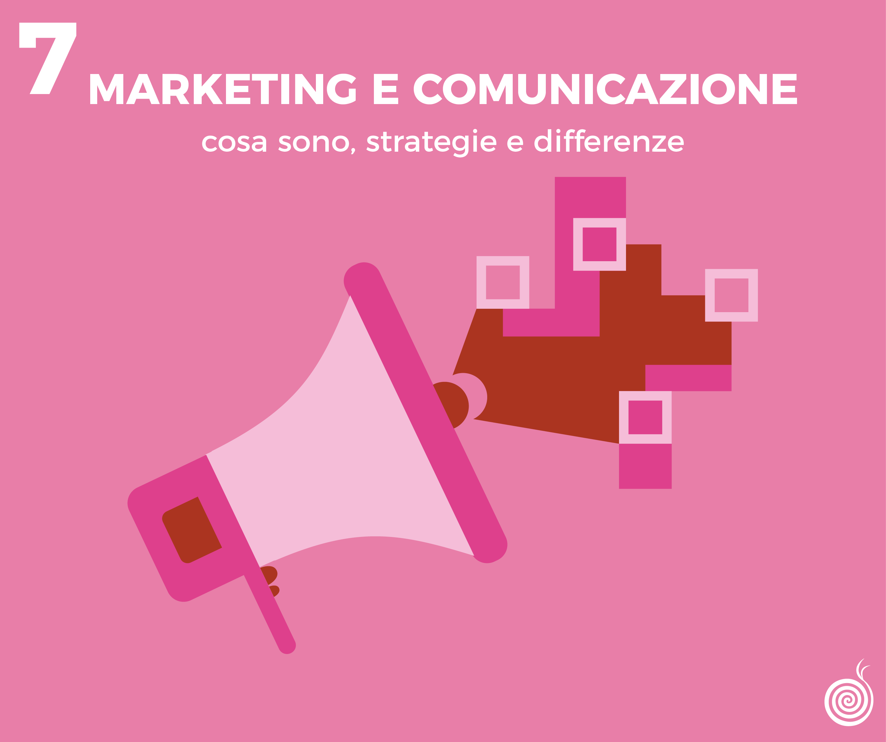 Marketing e comunicazione: cosa sono, strategie e differenze